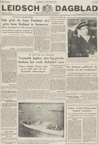Leidsch Dagblad 1956-09-15
