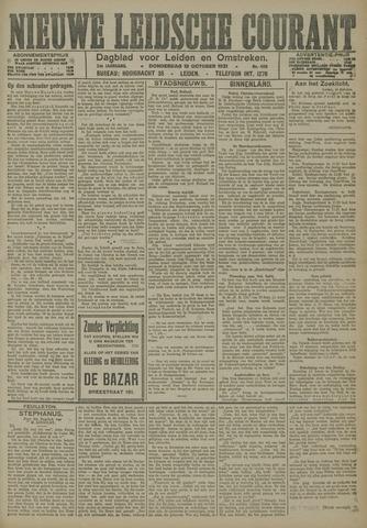 Nieuwe Leidsche Courant 1921-10-13