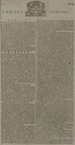 Leydse Courant 1729-10-31