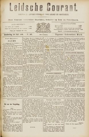 Leydse Courant 1889-07-18