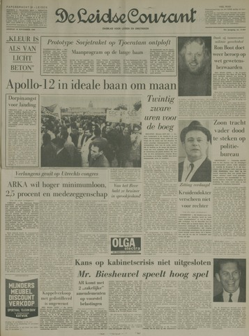 Leidse Courant 1969-11-18