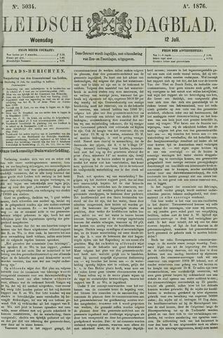 Leidsch Dagblad 1876-07-12