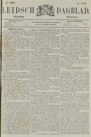 Leidsch Dagblad 1873-10-29