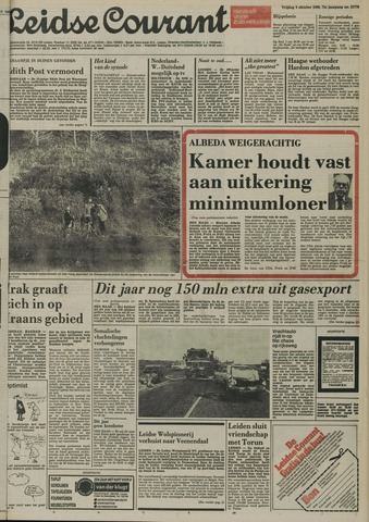 Leidse Courant 1980-10-03