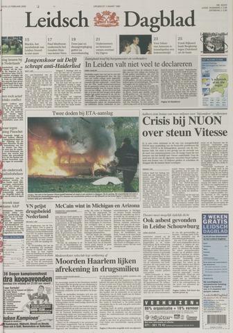 Leidsch Dagblad 2000-02-23