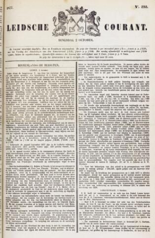 Leydse Courant 1877-10-02
