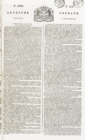 Leydse Courant 1839-09-23