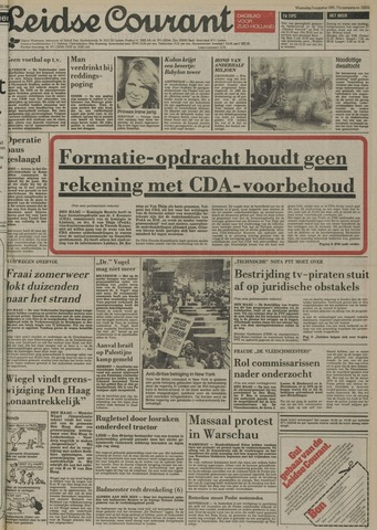 Leidse Courant 1981-08-05