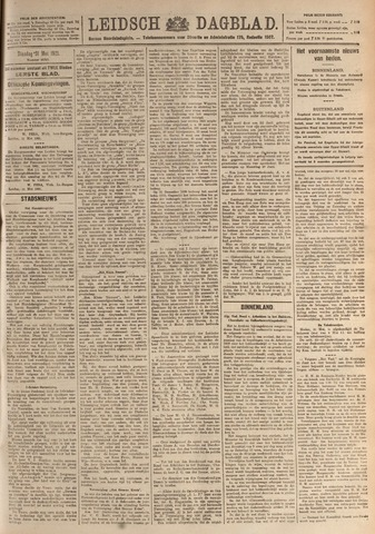 Leidsch Dagblad 1921-05-31