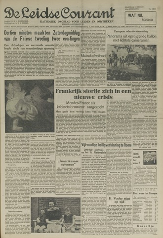 Leidse Courant 1954-06-14