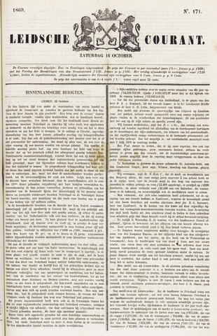 Leydse Courant 1869-10-16