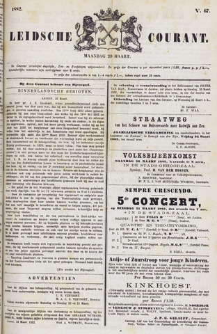 Leydse Courant 1882-03-20