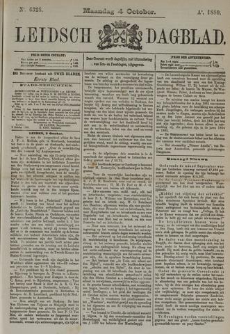 Leidsch Dagblad 1880-10-04
