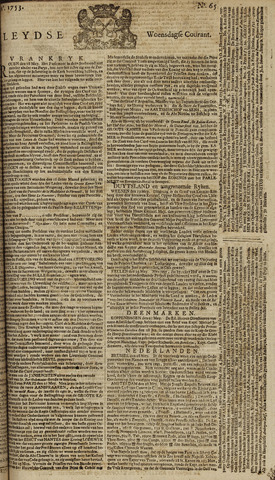 Leydse Courant 1753-05-30