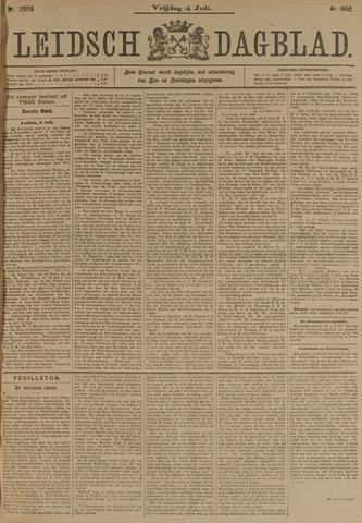 Leidsch Dagblad 1902-07-04