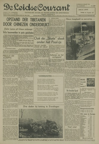Leidse Courant 1959-03-28