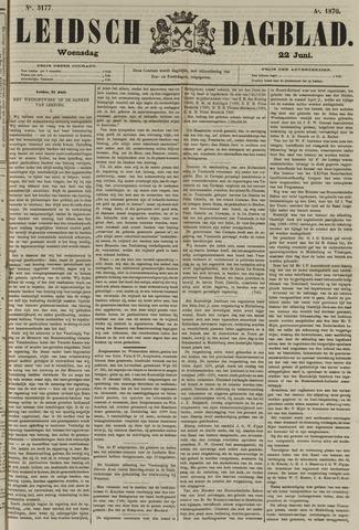 Leidsch Dagblad 1870-06-22