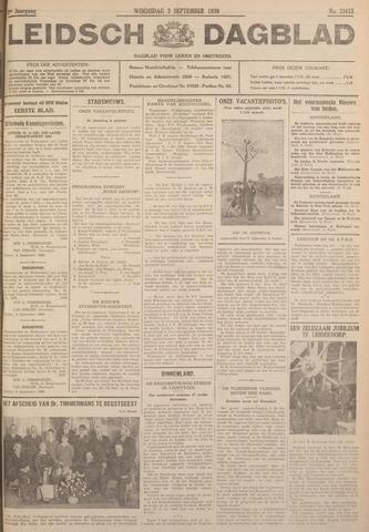 Leidsch Dagblad 1930-09-03