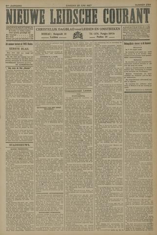 Nieuwe Leidsche Courant 1927-06-28