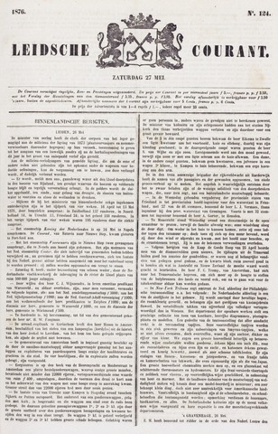 Leydse Courant 1876-05-27