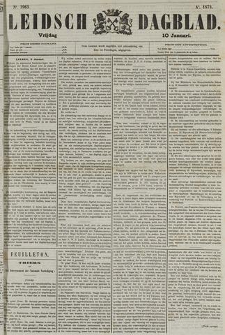 Leidsch Dagblad 1873-01-10