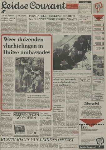 Leidse Courant 1989-10-03