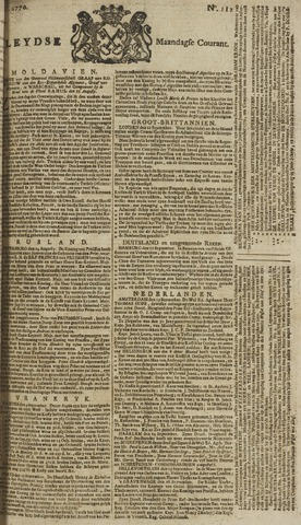 Leydse Courant 1770-09-17