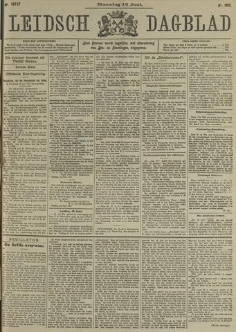 Leidsch Dagblad 1911-06-12