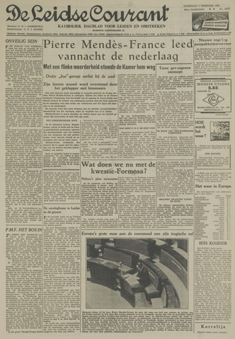 Leidse Courant 1955-02-05