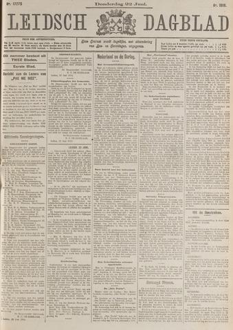 Leidsch Dagblad 1916-06-22