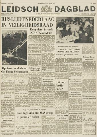 Leidsch Dagblad 1962-01-31