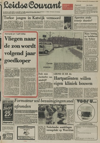 Leidse Courant 1977-08-04