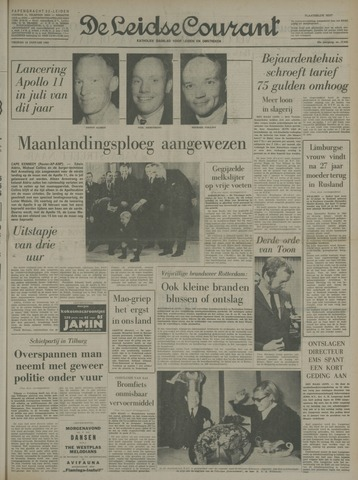 Leidse Courant 1969-01-10