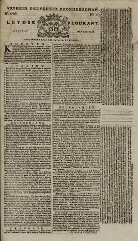 Leydse Courant 1796-10-03