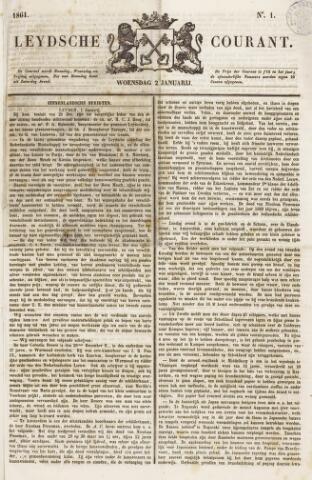 Leydse Courant 1861