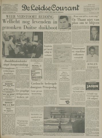 Leidse Courant 1966-09-16