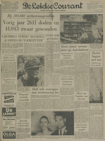 Leidse Courant 1967-09-23