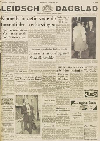 Leidsch Dagblad 1962-10-11