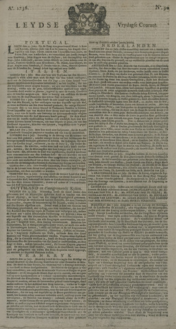 Leydse Courant 1736-07-27