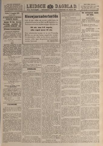 Leidsch Dagblad 1920-12-24