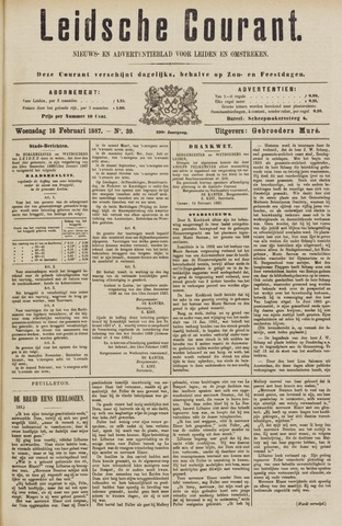 Leydse Courant 1887-02-16