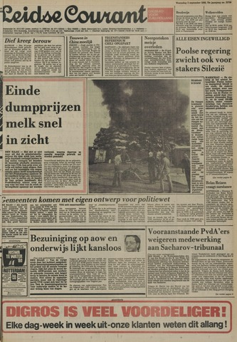 Leidse Courant 1980-09-03