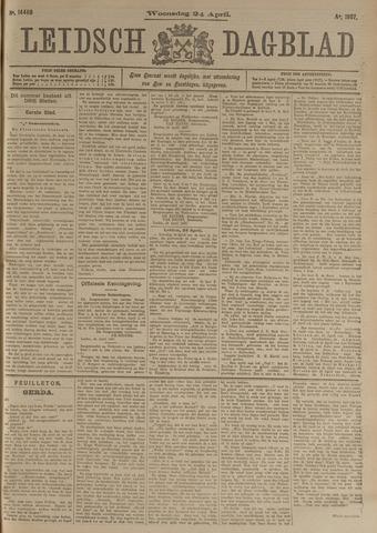 Leidsch Dagblad 1907-04-24