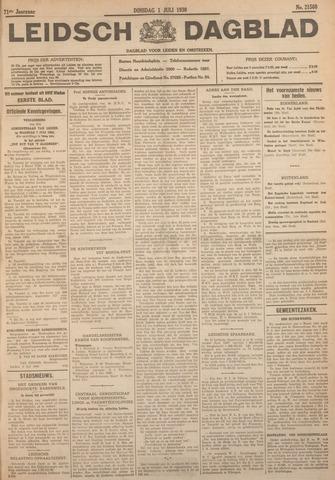 Leidsch Dagblad 1930-07-01