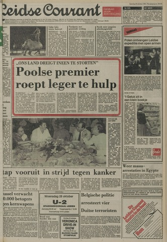 Leidse Courant 1981-10-24
