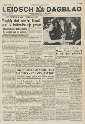 Leidsch Dagblad 1961-02-15
