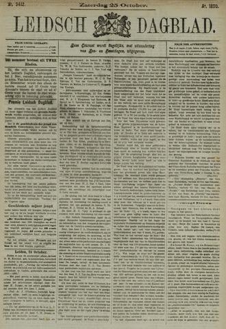 Leidsch Dagblad 1890-10-25