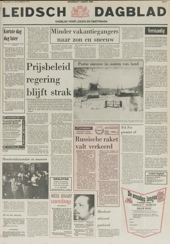 Leidsch Dagblad 1979-12-21