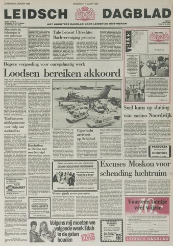 Leidsch Dagblad 1985-01-05