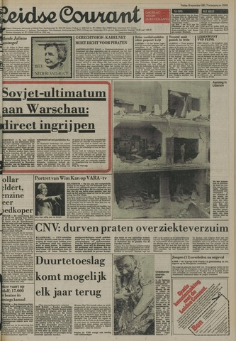 Leidse Courant 1981-09-18